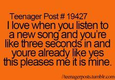 Teenager Posts.