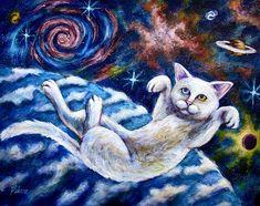 Catstronaught by Sebastian Pierre