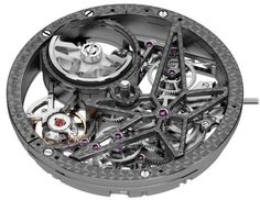 Roger Dubuis Excalibur Automatic Skeleton RD820SQ