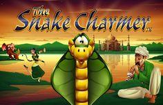 Игровой автомат The Snake Charmer на деньги  The Snake Charmer — проверенный игровой автомат, посвященный заклинателю змей. Вы будете выводить из него деньги, составляя комбинации на 5 барабанах с 25 линиями. В аппарате есть серия фриспинов с расширяющимися дикими знаками и раунд на удвоение. Free Slots, Snake, Family Guy, Guys, Fictional Characters, A Snake, Fantasy Characters, Sons, Snakes