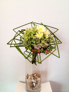 Design by Demi Wu floral design