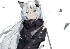 "Yu-h1 on Twitter: ""… "" Oc Manga, Manga Art, Anime Manga, Anime Wolf Girl, Anime Art Girl, Anime Character Drawing, Character Art, Anime Lobo, Kawaii Neko Girl"