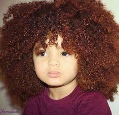 His Hair .. His Curls .. NaturalHairkids