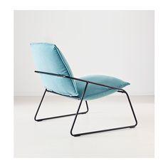 VILLSTAD Fauteuil IKEA La mousse haute résilience offre un exellent confort pendant de longues années.