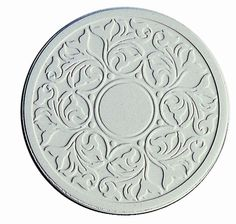 """$19.45 / 4 CoasterStone EC400 Absorbent Coasters, 4-1/4-Inch, """"Victorian Lace"""", Set of 4"""