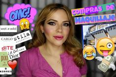 Compras De Maquillaje | Dior, Wet N Wild, Cover FX, Korres, Stila Cosmetics