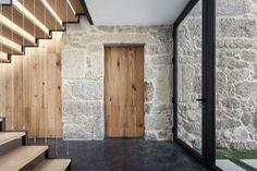 House JA in Guarda by Filipe Pina + Ines Costa