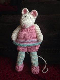 Another tearoom mouse