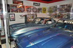 My Garage Museum at Mid America Motorworks in Effingham, Illinois