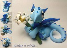 Make A Wish Dragon by lizzarddesigns.deviantart.com on @deviantART