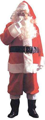 Morris Costumes Mens Holiday Santa Suit Theme Party Fancy Dress One Size 4248 * Read more  at the image link.