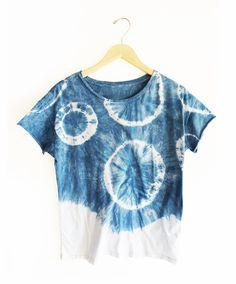 Zenzee : Statement apparel and footwear the ladies. Shibori, Tie Dye Fashion, Denim Fashion, Tie Dye Crafts, Tie Dye Outfits, Tie Dye Designs, Frock Design, Tie Dye Patterns, Indigo Dye