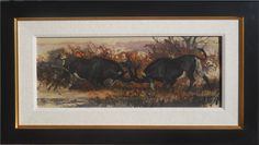 Bob Kuhn - Art for Sale - Large Images