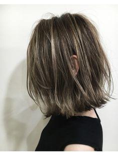 Hair Rinse, Brown Hair With Highlights, Hair Looks, Short Hair Styles, Hair Cuts, Hair Color, Hair Beauty, Make Up, Statistics