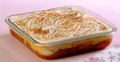 Aprenda a preparar a receita de Torta gelada de banana
