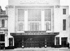 Gaumont Cinema.