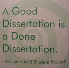 Doctoral dissertation writing help quotes