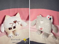 new kitty toys Cat Toys, Snoopy, Kitty, Handmade, Fictional Characters, Art, Little Kitty, Art Background, Hand Made