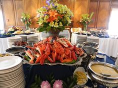 The best Sunday brunch in Maine is found at Freeport's Harraseeket Inn