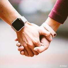 Fitbit is the perfect accessory for romantic walks. Really really long romantic walks. #ValentinesDay #love by fitbiteurope