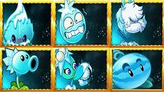 Battlez: All ICE Pvz 2 Vs Zombies in Plants vs. Plants Vs Zombies 2, Fusion Card, Ice Plant, Zombie 2, All Games, Pikachu, Comics, Animals, Birthday