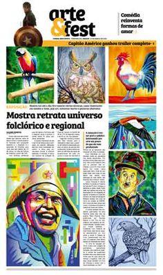 A arte de Carlos Holanda/Di Holanda