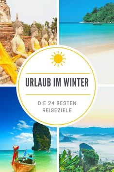 Die besten Destinationen für Deine Winterflucht. Jetzt entdecken! #winter #Sonne #thailand Thailand, Cover, Books, Sun, Destinations, World, Viajes, Libros, Book
