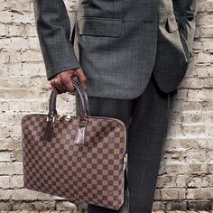 Louis Vuitton Porte-Documents Jour Business Bag