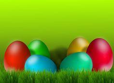 Wielkanoc, Jajko, Pisanka, Kolorowy, Malowane Jaja