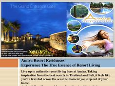 Amiya Resort Residences ( Davao City Philippines ) by Real Estate Services via slideshare