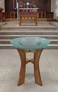 Elisa Berry Fonseca - Baptismal Font