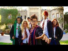 Hogwarts High School (Harry Potter) | Lele Pons & Rudy Mancuso - YouTube