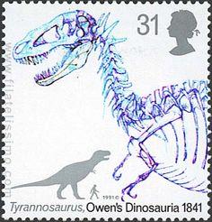 150º Aniversario del 1º congreso de dinosaurios: Tyrannosaurus.