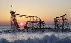El huracán Sandy inspira una película