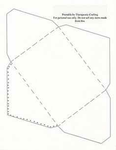 how to make a c5 envelope ehow uk general interest pinterest envelopes template and cards