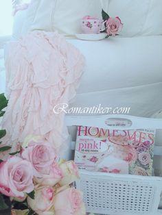 Romantic homes Shabby chic style Romantic homes blog