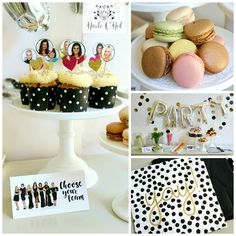 Sweet Treats - DIY Real Housewives of Sydney Reunion Party Birthday Brunch, Birthday Bash, Sydney Blog, Bubble Party, Bachelorette Party Themes, Bar Set Up, Science Party, Love Holidays, Party Ideas