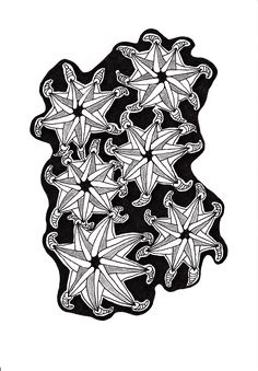 Renates Zentangle 01.11.2018 Zentangles, Drawings, Cards, Zentangle, Sketches, Maps, Drawing, Portrait, Playing Cards