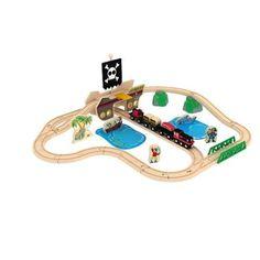 Universe of Imagination Pirates Bay Treasure Train