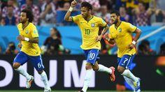 Neymar (Brazil) - #Brazil #WorldCup #SoccerStar #FutbolStar #FootballStar #UEFA #FIFA