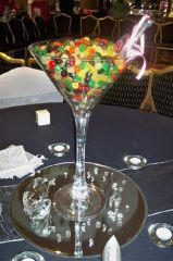 1000 Images About Martini Centerpiece On Pinterest Martini Glass Centerpiece Martinis And