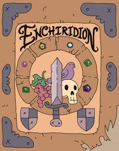 ENCHIRIDION [saving image for craft purposes]