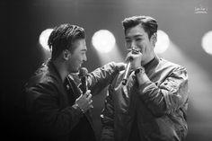 YB and TOP | MADE Tour in Macau (151025)