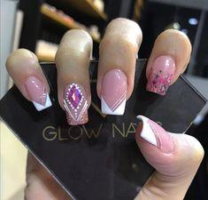 Fabulous Nails, Nail Spa, Pretty, Beauty, Bling Nails, Colorful Nails, Tape Nails, Creative Nail Designs, Floral Nail Art