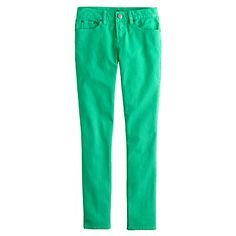 Toothipick Jean (festival green)