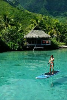Tahiti - More Trips http://www.Incentives-Worldwide.com #travel #tahiti