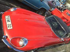#classiccars #classicsofinstagram #classy #jaguaretype #jaguar #jag #california #carculture #losangeles #carsandcoffee #supercarsunday