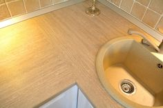 Mobila de Bucatarie Rustica cu Usi din MDF Alb Titan Model Frezare A62P Inbinare Blat la 90 grade Sink, Model, Home Decor, Sink Tops, Vessel Sink, Decoration Home, Room Decor, Vanity Basin