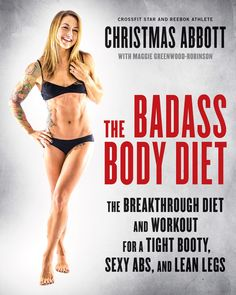 "As a formerly ""skinny fat"" woman, Christmas Abbott knows what real women need to get the butt and body of their dreams. In The Badass Body Diet, she dispels the myth of the health benefits of a ""pear shape"" body, teaches readers how to spot-reduce excess fat with targeted meal plans and recipes that zap cellulite, and galvanizes them with a quick and simple workout plan for a toned butt—the key to total body fitness."