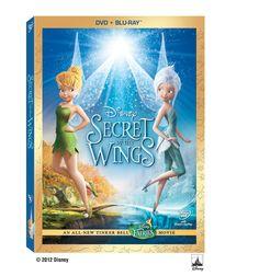 Aprendizaje Divertido: Tinker Bell: El secreto de las alas - Sorteo